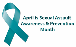 Sexual Assault Awareness & Prevention Month